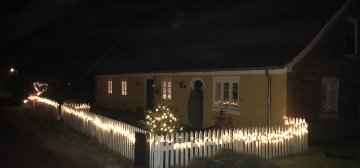 JuleRetreat på Fanø  23.12 – 26.12 – 2018